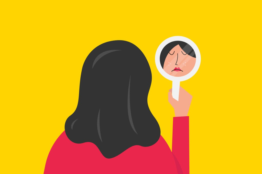 Cómo deshacerse de la autocrítica